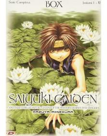 Saiyuki Gaiden - Box (1-4)