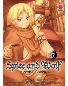 Spice And Wolf - Double...