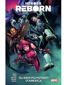 Heroes Reborn 2: Gli Eroi...