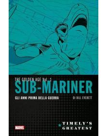 Sub-Mariner di Bill Everett...