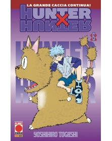 Hunter x Hunter 6 - Quarta...