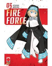 Fire Force 3 - Prima ristampa