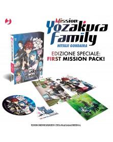 Mission: Yozakura Family 1-...