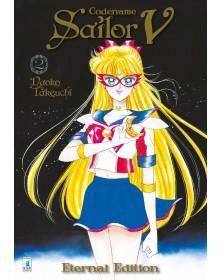 Code Name Sailor V Eternal...