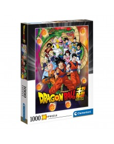 Puzzle - Dragon Ball Super...