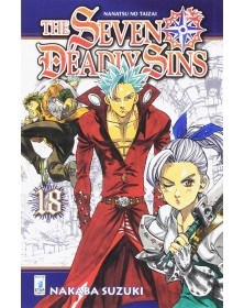 The Seven Deadly Sins 18