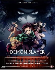 Demon Slayer - The Complete...