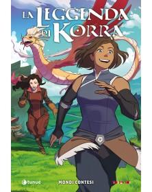 La leggenda di Korra: Mondi...