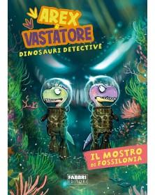 Il mostro di Fossilonia:...