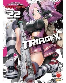 Triage X 22 - Con Poster