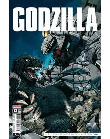 Godzilla 13