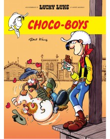 Lucky Luke - Choco Boys