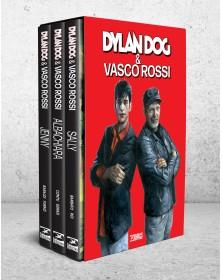 Dylan Dog & Vasco Rosso -...