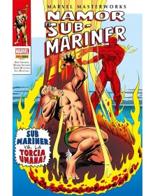 Marvel Masterworks: Namor,...