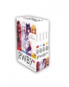 Rwby Official Manga...
