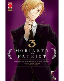 Moriarty The Patriot 3 -...
