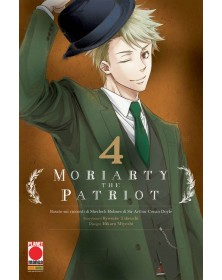 Moriarty The Patriot 4 -...
