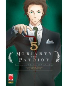 Moriarty The Patriot 5 -...