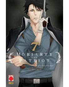 Moriarty The Patriot 7 -...
