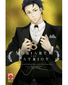 Moriarty The Patriot 8 -...