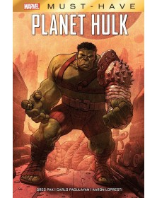 Planet Hulk - Marvel Must Have