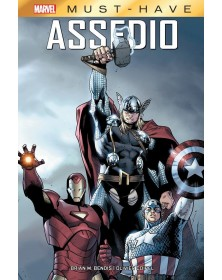 Assedio - Marvel Must Have