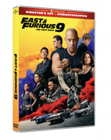 Fast And Furious 9 (DVD)