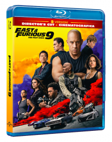 Fast And Furious 9 (Bluray)