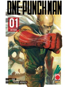 One-Punch Man 1 - Quarta...