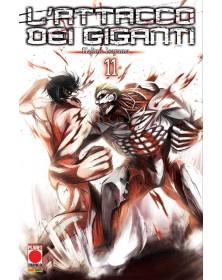 L'Attacco dei Giganti 11 -...