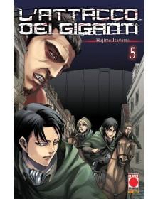 L'Attacco dei Giganti 5
