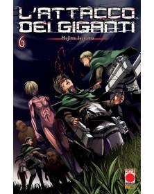 L'Attacco dei Giganti 6 -...