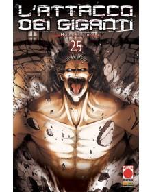 L'Attacco dei Giganti 25 -...