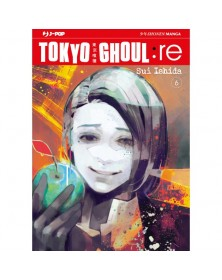 Tokyo Ghoul:re 6