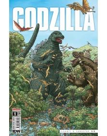 Godzilla Edizione Variant