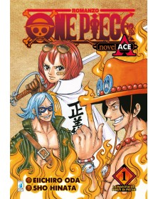 One Piece Novel A N.1