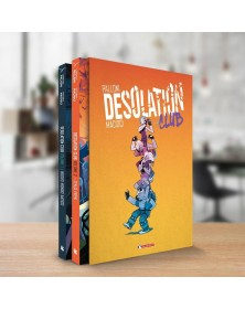 Desolation Club - Cofanetto...