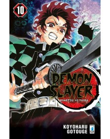 Demon Slayer N.10 + Segnalibri