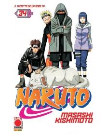 Naruto il mito 34 - Seconda...