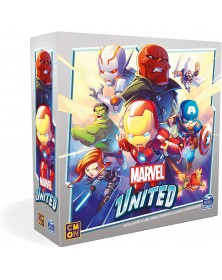 Asmodee - Marvel United