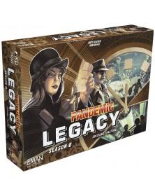 Asmodee - Pandemic Legacy:...