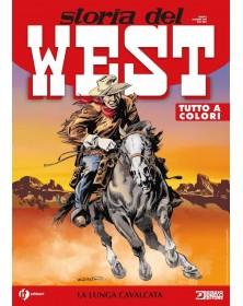 Storia del West 21 - La...