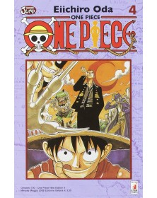 One Piece New Edition 4