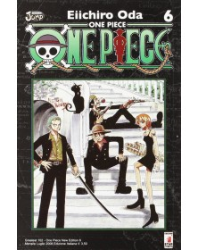 One Piece New Edition 6