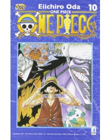 One Piece New Edition 10