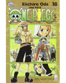 One Piece New Edition 18