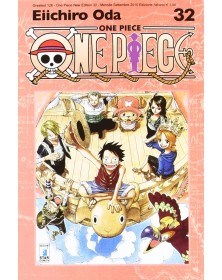 One Piece New Edition 32