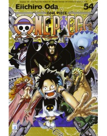 One Piece New Edition 54