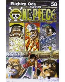 One Piece New Edition 58