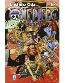 One Piece New Edition 64